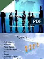 International Marketing Strategic Alliances