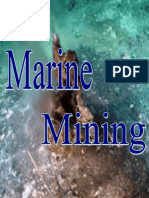 Marine Mining and its technology