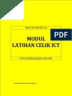 Manual Pengguna Modul Latihan Celik ICT