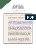 Treaty of Sycamore Shoals