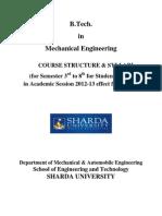 Syllabus B.tech.(ME)_2 2
