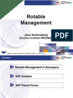 Refurbishment / Rotatable Maintenance