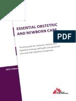 Obstetrics and newborn
