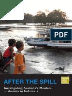Montara Oil Spill Case