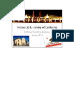 California History 3