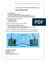 Tester LPS04 LabManual