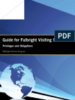 Guide for Visiting Scholars