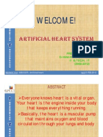 Artificial Heart System