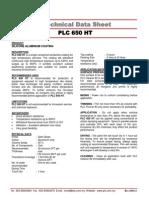 TDS-PLC 650 HT