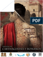 Revista Oficial Carthagineses y Romanos 2015