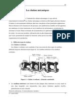Calcul Des Chaines Mecaniques