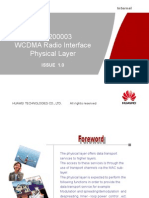 02- OWA200003 WCDMA Radio Interface Physical Layer ISSUE1.0