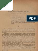 Plan de Gobierno de 1947 - 1951 Educacion