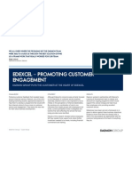 Daemon Group Case Study Edexcel Promoting Customer Engagement