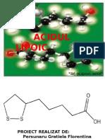 Acidul Lipoic Spot