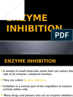 Enzyme Inhibition Ppt