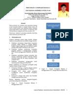 Laporan Praktikum Arsitektur Sistem Komputer - Compiler Bahas C dan Bahasa Assembly Intel x86
