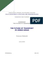 Robuste EP Future of Urban Transport 2010