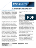 AT0023-0311 - Tech Briefs - Anti-Friction Behavior of Selected Copper-Based Bearing Alloys