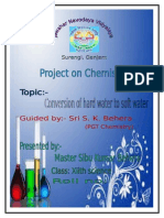 CONVERSION OF HARD WATER TO SOFT WATER.docx