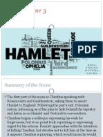 Hamlet - Act 3 Scene 3