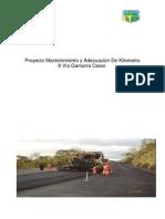 Proyecto Pmbok para contruccion