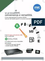 811_33 Folder Lancio R Evolution