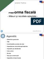Prezentare Cod Fiscal