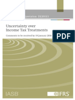 IFRS - Uncertainty Over IT Treatments