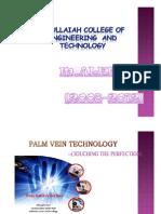 Palm Vein Technology 2