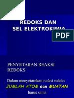 penyetaran reaksi redoks