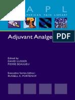 Adjuvant Analgesics (2015).pdf