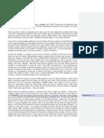 Transcrição Depoimento Judith Grossmann 1995