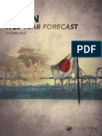 Stratfor Japan 25 Year Forecast