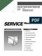 Samsung Cs21k3dx, Cs21k2dx Ks1b Service Manual