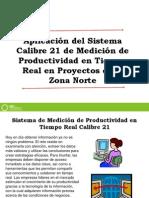 Sistema Calibre 21 Zona Norte de Chile