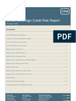 CMA Global Sovereign Credit Risk Report Q4 2009