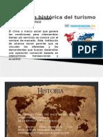 Evolución Histórica Del Turismo