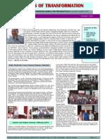 TLA Edu Trust, India News Oct 2015