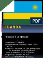 Slide de Ruanda