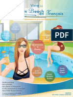Palm Beach en Français- Vol 12 No 1