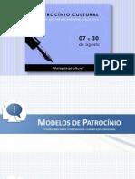 Modelo Patrocínio Petrobrás
