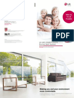 LG Ducted AC Brochure 2013 14