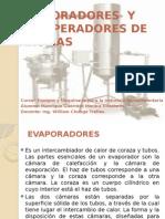 Exposicion de Equipos-evaporadores