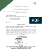 Informe Técnico 2 - Conformado EPN