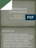 Hipertención intracraneal