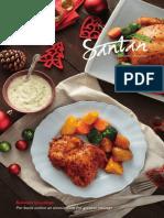 AirAsia Inflight Food Catalogue D7 Flights