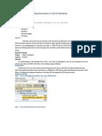 CRM WebUIT Launcher