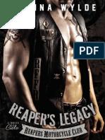2 Serie Reapers MC - Joanna Wylde