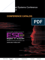 ESC India 2010 - Conference Brochure